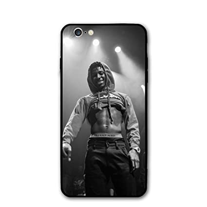 promo code b48ac 64e93 Amazon.com: Youngboy Soft Rubber Phone Case for iPhone 6/6s: Electronics