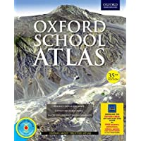 Oxford School Atlas 35th Edition (with Oxford AREAL App Access)
