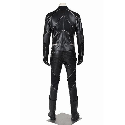 cosplaydiy traje hombre para el flash: Zoom Hunter zolomon ...
