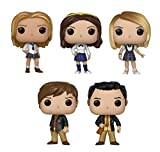 Funko Pop! TV: Gossip Girl 3.75' Collectible Figures (Set of 5)