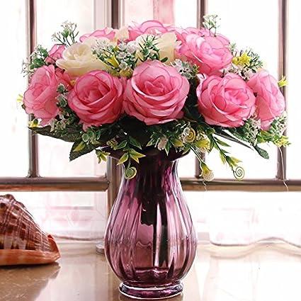 Flor de emulación fake Flower Muebles salón de columpio para la emulación de flores secas Flores