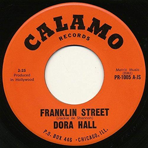 Franklin Street / Did He Call Today Mama? (45 RPM Vinyl) [Calamo Records PR-1005 A-JS, 1963]