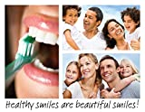 Practicon 514101 Healthy Smiles Practicare Postcard (Pack of 200)