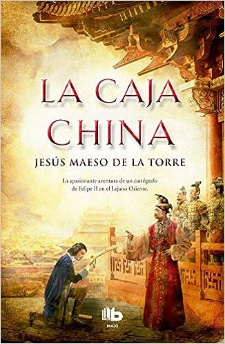La caja china (B DE BOLSILLO MAXI): Amazon.es: Jesús Maeso ...