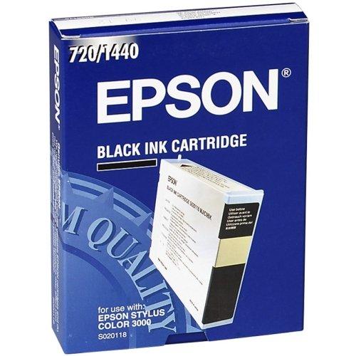 Epson S020118 Black InkJet Cartridge