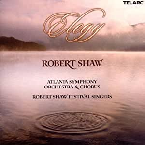Robert Shaw: Elegy