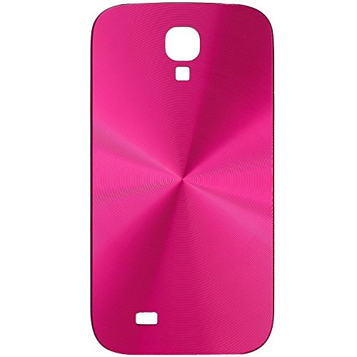 Rosered Fashion New Ultra Thin Brushed Aluminium Metal Case Cover for Samsung Galaxy S4 I9500 Luxury Ultra-thin Pc + Compact Disk Metal Case Cover for S4