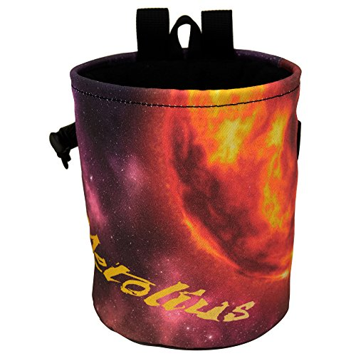 Competition Chalk Bag (Metolius Galaxy Competition Chalk Bag - Sun)