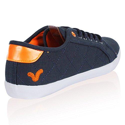 Voi azul marino Canton Lo VFW00237 zapatillas de Azul marino
