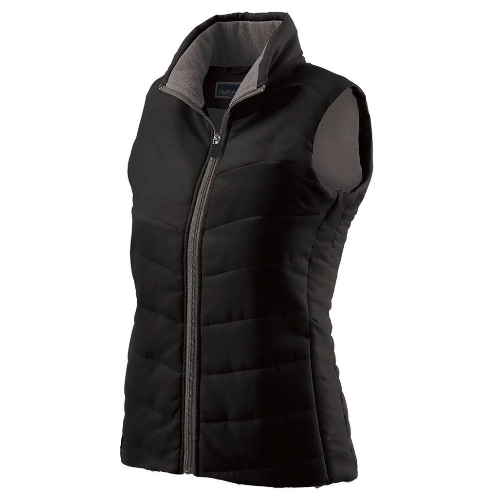 Holloway Ladies Admire Lightweight Vest (X-Small, Black)