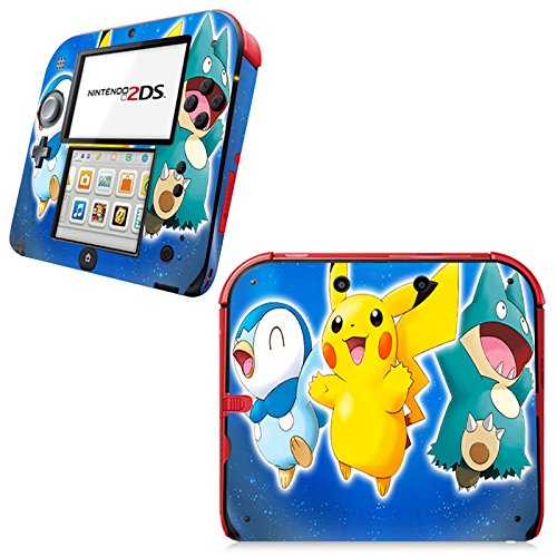 Golden-Pokemon-Lovely-Decorative-Video-Game-Decal-Cover-Skin-Protector-for-Nintendo-2Ds-Console0009