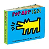 img - for Keith Haring Pop Art 123! book / textbook / text book