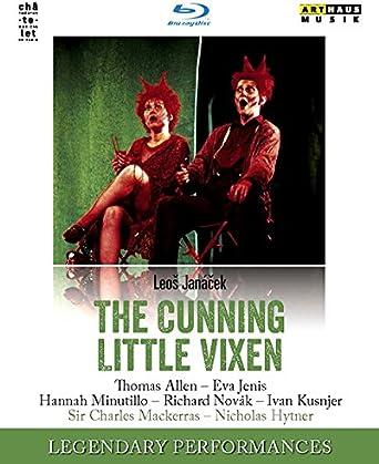 ヤナーチェク:歌劇「利口な女狐の物語」[Blu-ray Disc]