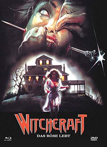 Witchcraft - Mediabook Cover A - limitiert auf 444 Stück + ...