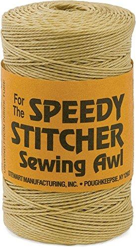 Speedy Stitcher SEW170-BRK Fine Polyester Thread 180 yd ()