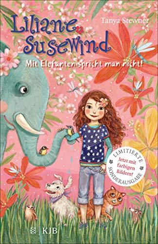Sfv Series - Liliane Susewind - Mit Elefanten spricht man nicht! (Liliane Susewind ab 8 1) (German Edition)