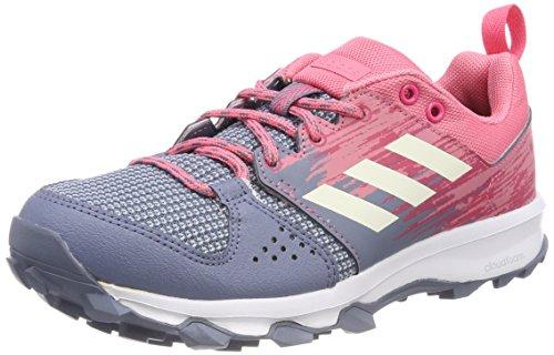Adidas Galaxy, Zapatillas de Trail Running para Mujer Multicolor (Acenat / Blatiz / Rosrea 000)