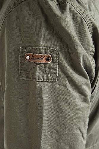 8c40b22dafdba Brandit Britannia Jacket Olive Size M - Import It All