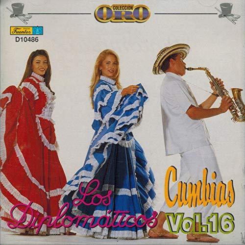 Los Diplomaticos (Cumbias Vol. 16 Fuentes D 10486)