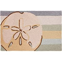 Indoor Outdoor Machine Washable Rug - Sand Dollar - 21 X 33