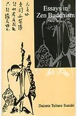Essays in  Zen Buddhism ( Third Series) Paperback