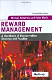 Reward Management, Michael Armstrong and Helen Murlis, 0749449861