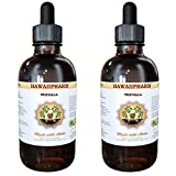 Triphala Liquid Extract, Organic Triphala Blend Tincture Supplement 2x2 oz