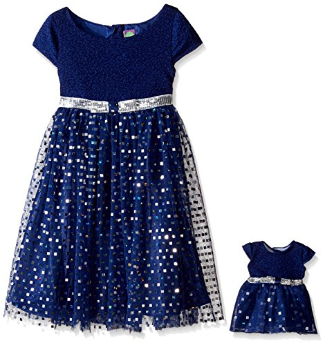 Dollie Me Sleeve Glitter Occasion