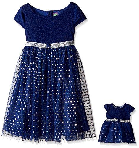 Glitter Kids Dress - 2