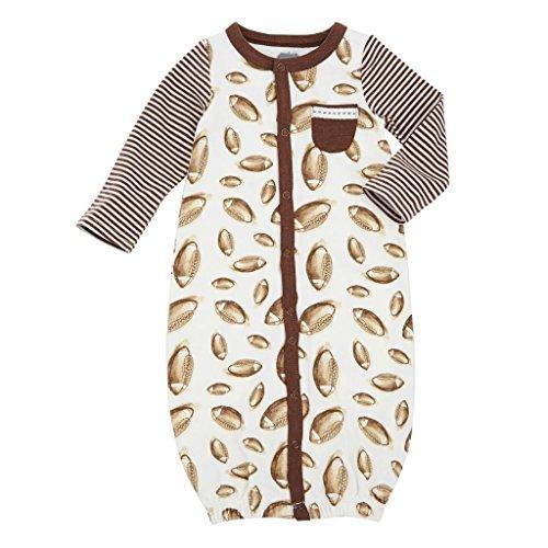 mud pie baby boy gown - 7