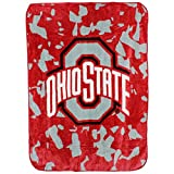 College Covers Ohio State Buckeyes Throw Blanket/Bedspread