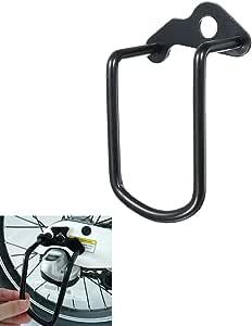 MOMOALA Retaguardia Protector De La Barra De Guardia para Xiaomi Qicycle Ef1 Bicicleta Eléctrica
