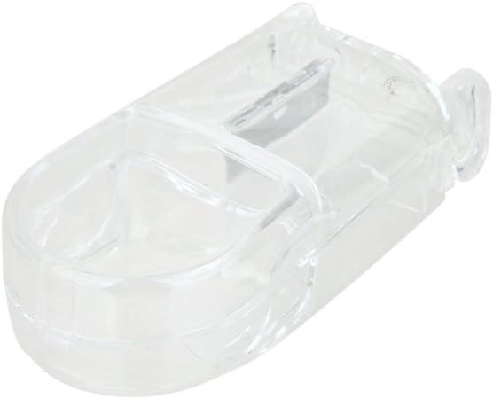 Compra Rectángulo Cortador De Pastillas Caja De Compartimiento De ...