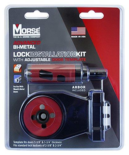MK Morse MHSALKIT1 Hole Saw Lock Install Kit