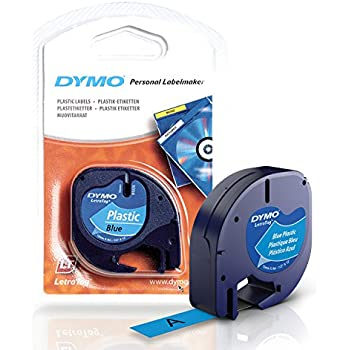 Amazon Tianse 5 Pack Compatible For Dymo Letratag Labeling Tape