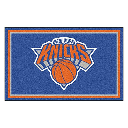 FANMATS 20437 44''x71'' Team Color NBA - New York Knicks Rug by Fanmats