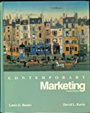 Contemporary Marketing, Boone, Louis E. and Kurtz, David L., 0030031893