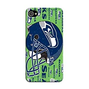 Wishing Iphone 6 Plus Protective Case,Comely Football Iphone 6 Plus Case/Seattle Seahawks Designed Iphone 6 Plus Hard Case/Nfl Hard Case Cover Skin for Iphone 6 Plus