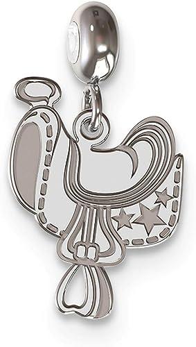 Solid 925 Sterling Silver MeMi Hope Charm Pendant