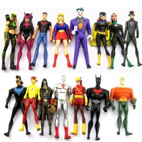 young justice figures - 1
