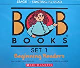 Bob Books Set 1- Beginning Readers: Box Set