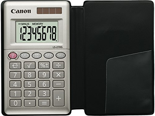 Canon LS-270G Handheld Calculator (4640B001)