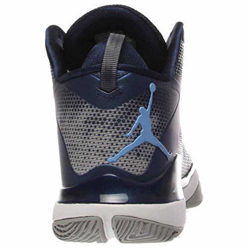 684933 fly White hi shoes air University 107 basketball 3 Midnight mens Blue nike sneakers top Navy jordan super trainers qt44vO