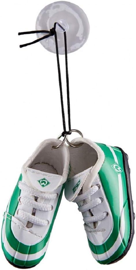Werder Bremen Autospiegel Schuhe Minischuhe mit Sauger
