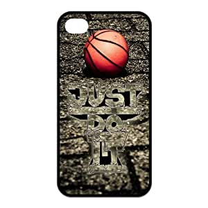 Custom Just Do It Back Cover Case for iPhone 4 4S GP-3442