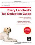 Every Landlord's Tax Deduction Guide, Stephen Fishman, 141330530X