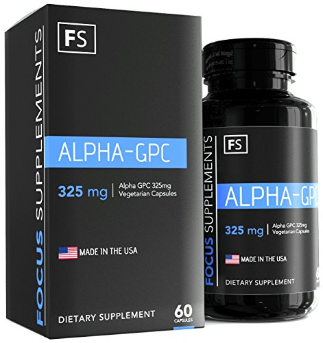 Alpha GPC Vegetarian Supplements Supplement product image