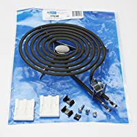 Replacement Top Surface Burner, 8, for General Electric, Hotpoint, WB30X348