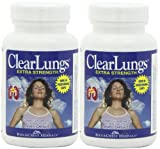 Ridgecrest Herbals - Clearlungs Extra Strength (120 X 2)