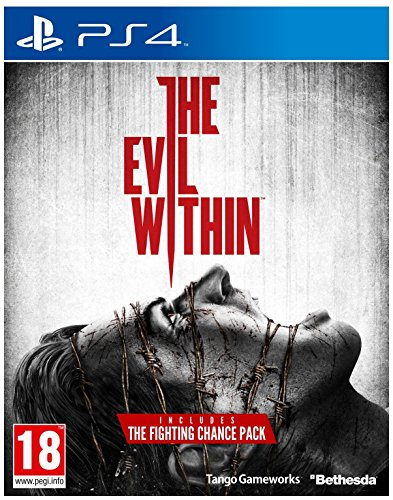 The Evil Within (PS4) Diabolical Box